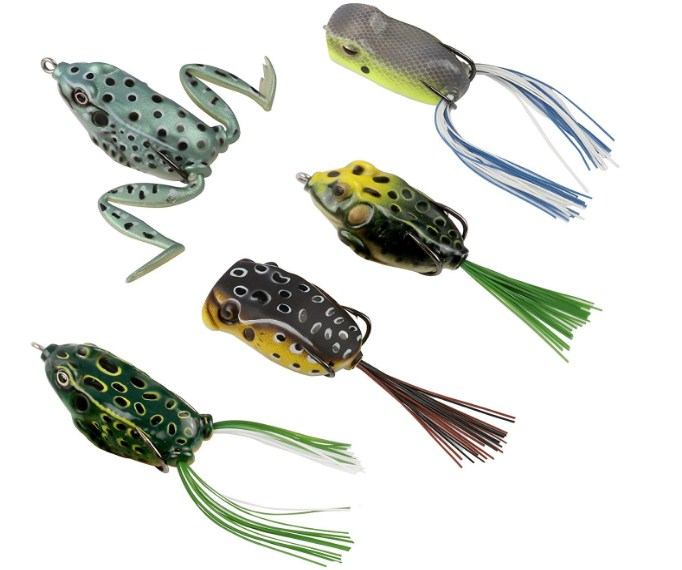 RUNCL Anchor Box Best Lure For Bass Fishing