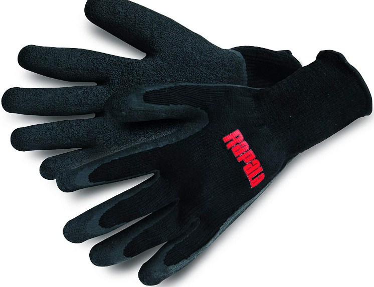 Rapala Marine Fisherman Best Fishing Gloves