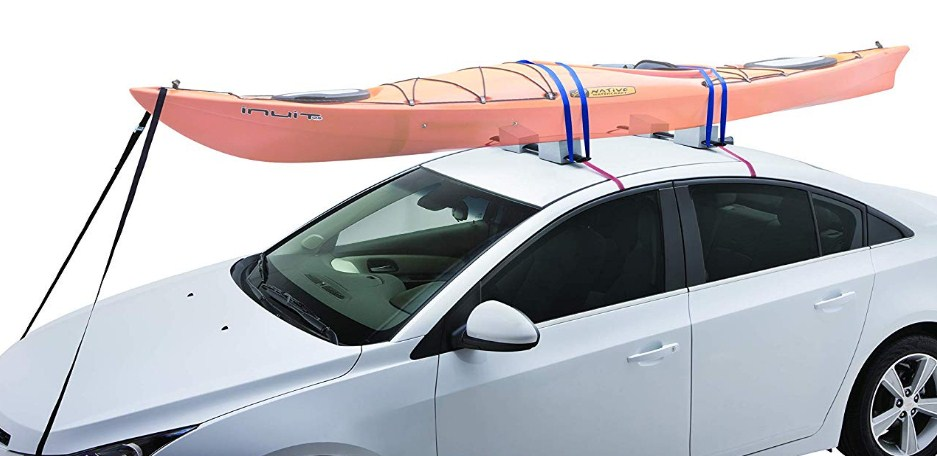 SportRack SR5527 Adjustable Foam Best Kayak Roof Rack