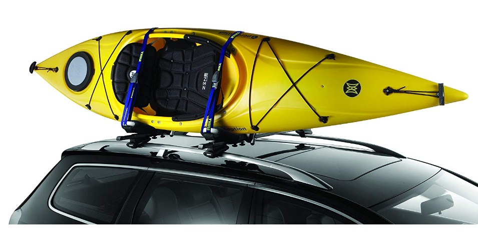Thule 835 Hull-a-Port Pro Best Kayak Roof Rack