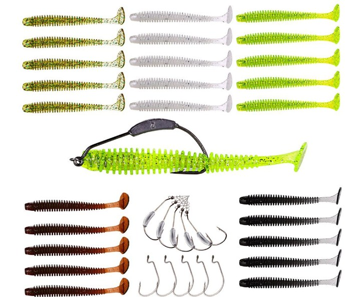 YONG ZHE Best Lure For Bass Fishing