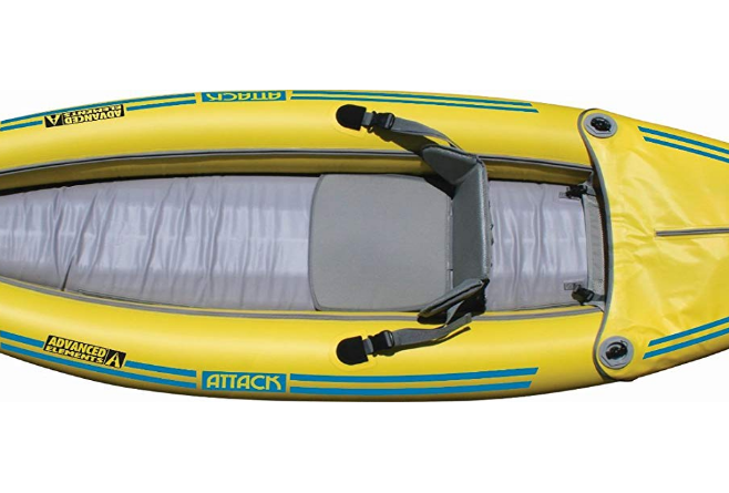 Advanced Elements Attact Best Whitewater Kayaks