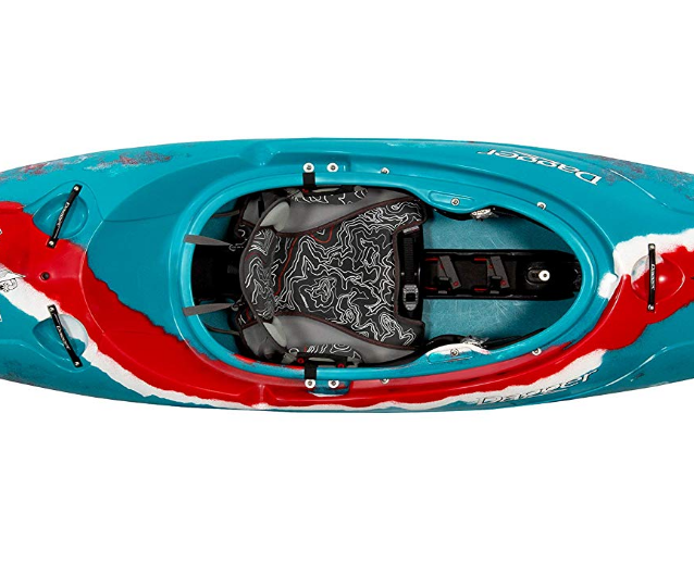 Dagger Mamba Creeker 7.6 Best Whitewater Kayaks