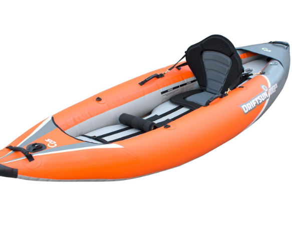 Driftsun Rover 120 Best Whitewater Kayaks