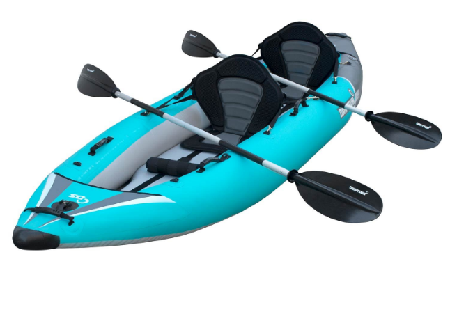 Driftsun Rover 220 Best Whitewater Kayaks