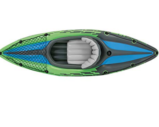 Intex Challenger K1 Best Beginner Kayak