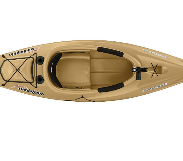 SUN DOLPHIN Sun Excursion Bali 10-foot Best Kayaks for Fly Fishing
