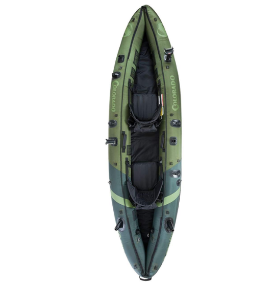 Sevylor Coleman Colorado 2-Person Best Beginner Kayak