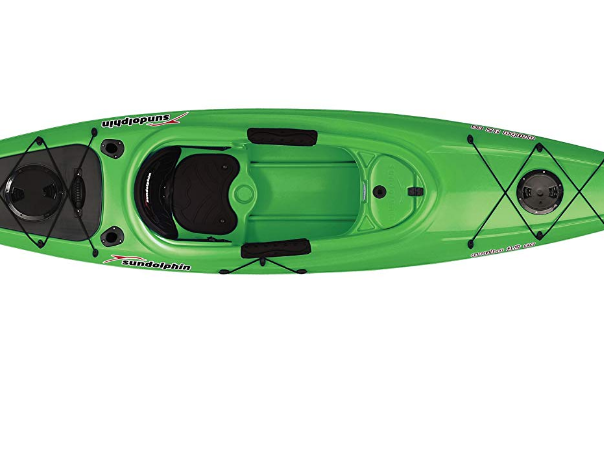 Sun Dolphin Aruba SS 12-Foot Sit-in Best Touring Kayaks