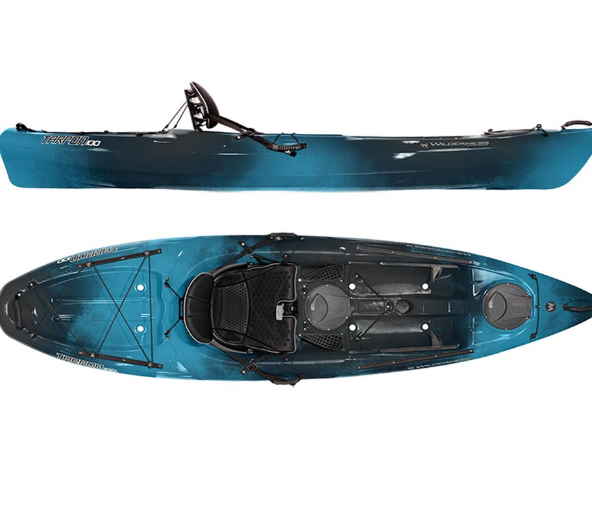 Wilderness Tarpon Systems 100 Best Kayaks for Fly Fishing